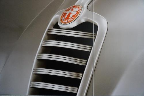 100 Alfa Romeo Rost 2500