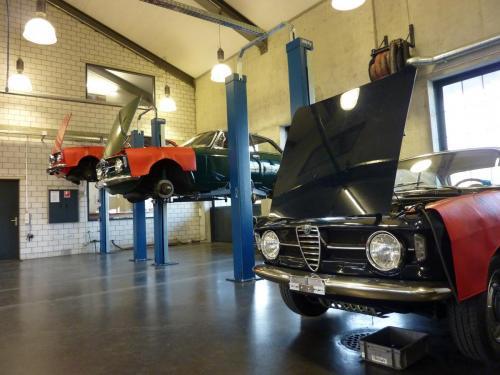105 Alfa Romeo Stalder Moser