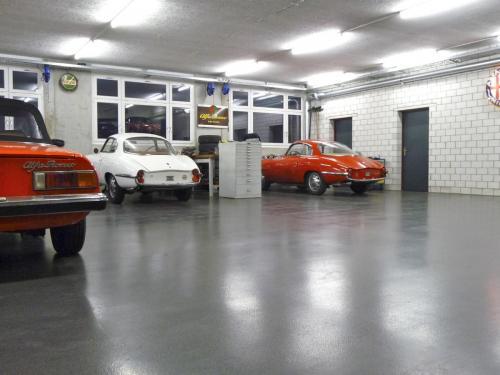 117 Alfa Romeo Werkstatt