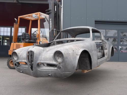 134 Alfa Romeo Stapler