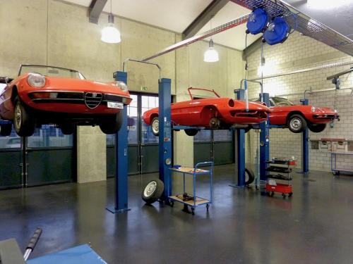 135 Alfa Romeo Lift