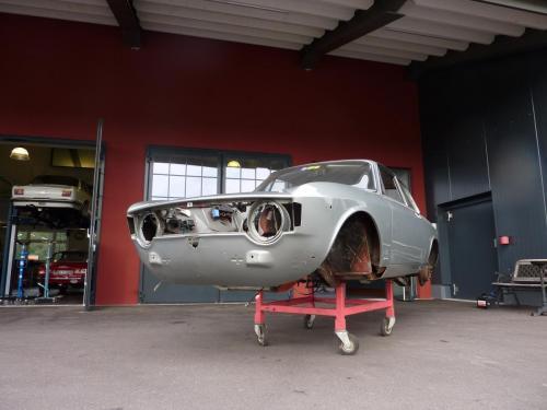 153 Alfa Romeo Kantenhauber