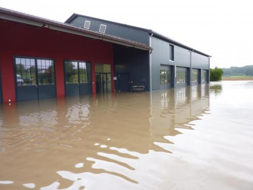 162 Alfa Romeo Hochwasser