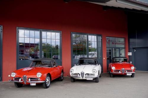 215 Alfa Romeo Giulietta
