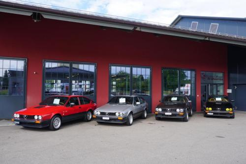 216 Alfa Romeo Alfetta GTV