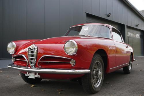 222 Alfa Romeo 1900 CS