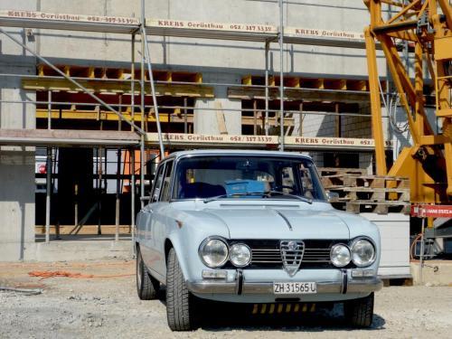 225 Alfa Romeo Giulia 1967