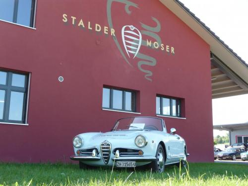 233 Alfa Romeo Giuilia Spider