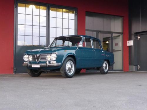 234 Alfa Romeo Giulia 1963