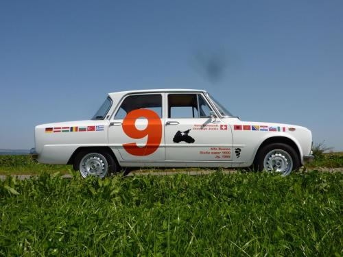 239 Alfa Romeo Giulia Ralley