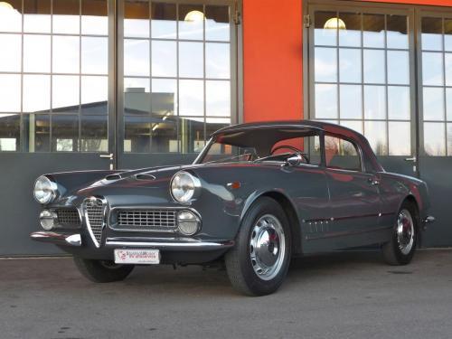 244 Alfa Romeo Touring 2000